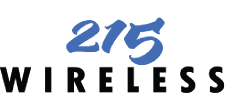 215 Wireless Logo